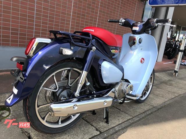ホンダ スーパーカブC125の画像(山形県
