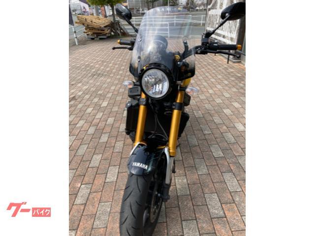 ヤマハ XSR900の画像(山形県