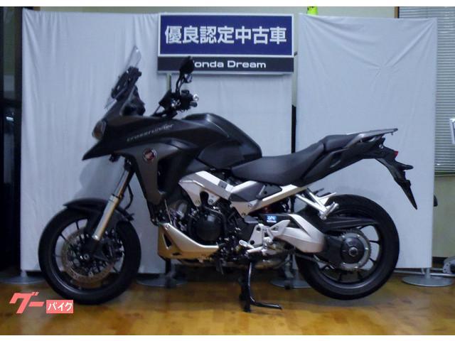 ホンダ VFR800Xの画像(福島県