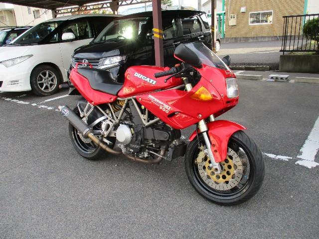 DUCATI 900SSの画像(福島県