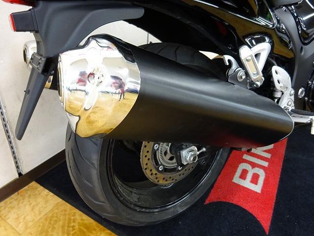 スズキ HAYABUSA1300 ワンオーナー 純正オプションETCの画像(宮城県
