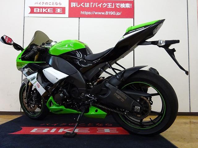 カワサキ Ninja ZX-10R マレーシア仕様 エンジンスライダーの画像(宮城県