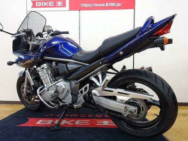 スズキ Bandit1250S ABS DELKEVICマフラー エンジンガードの画像(宮城県