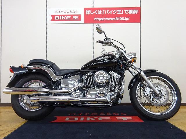 ヤマハ ドラッグスター400 サドルバックステー キャブレーターの画像(宮城県