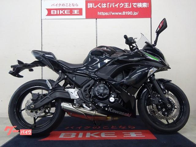 Ninja 650 ノーマル車輌
