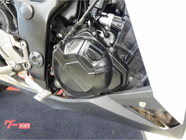 カワサキ Z250 2013年モデル KIJIMAヘルメットホルダーの画像(宮城県