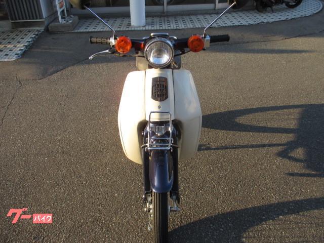 ホンダ スーパーカブ50DXの画像(秋田県