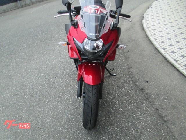 スズキ GSX250Rの画像(秋田県