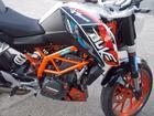 KTM 390デュークの画像(秋田県