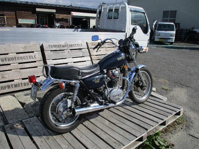 ヤマハ XS650スペシャルの画像(福島県