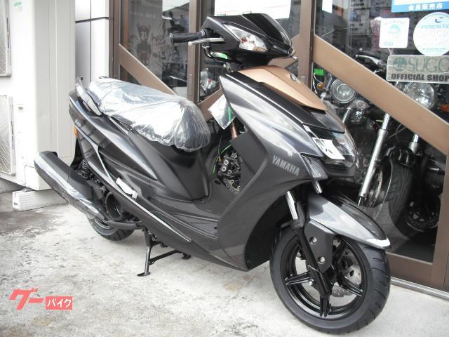 ヤマハ シグナスX  SR 最新モデルの画像(福島県