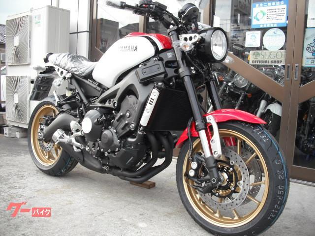 ヤマハ XSR900 ABS 最新型の画像(福島県