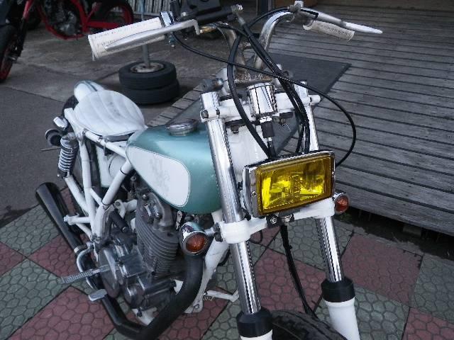 ヤマハ SR400 カスタム チョッパー No1857の画像(秋田県