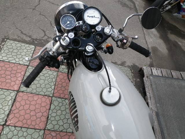 ヤマハ SR400 セパハン カフェレーサー No2037の画像(秋田県