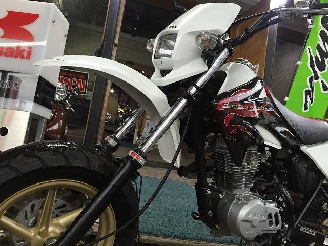 ホンダ XR100 モタード 最終型 No2184の画像(秋田県