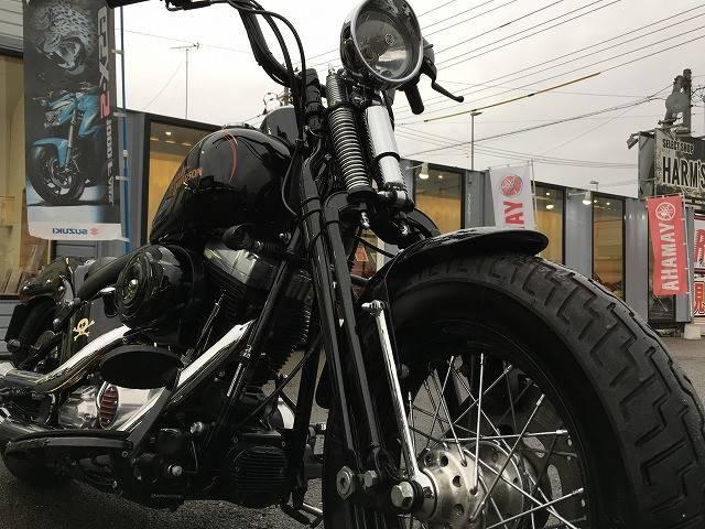 HARLEY-DAVIDSON FLSTSB クロスボーンズ 1オーナー車 No2226の画像(秋田県
