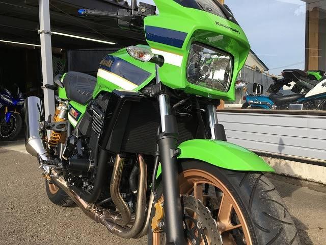カワサキ ZRX1200 DAEG オーリンズRサス 400台限定特別仕様車 No2256の画像(秋田県
