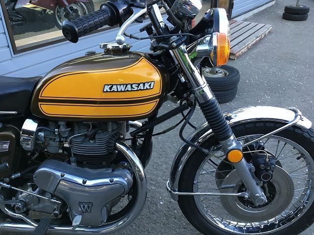 カワサキ W3 650RS No2320の画像(秋田県