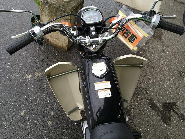 ホンダ ベンリィCD50 2003年モデル No2352の画像(秋田県