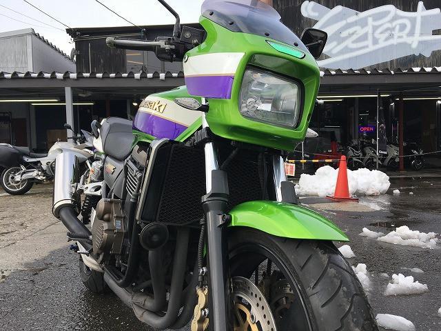 カワサキ ZRX1200R 逆車 No2466の画像(秋田県