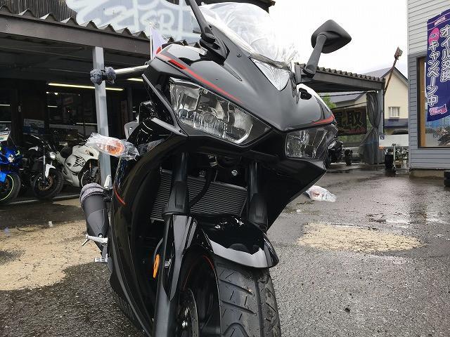 ヤマハ YZF-R25 新車 2018年モデル No2520の画像(秋田県