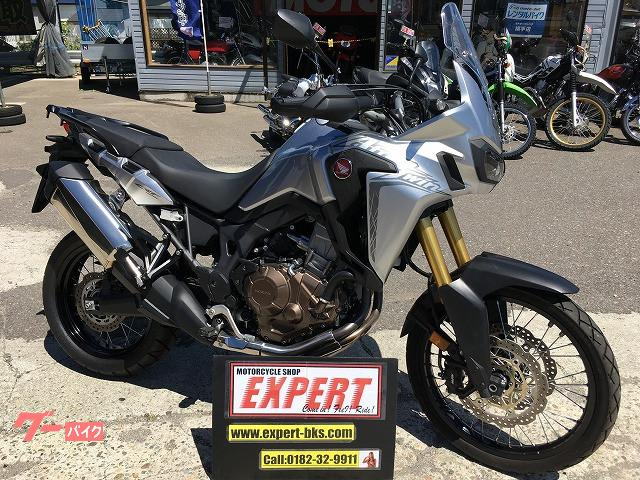 CRF1000L Africa Twin No2587