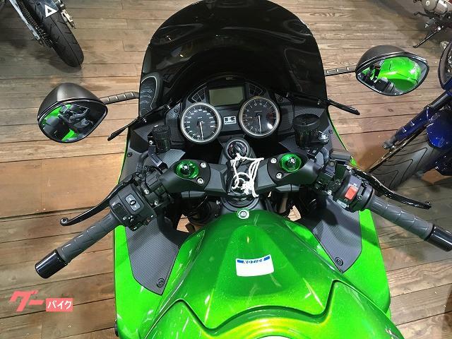 カワサキ Ninja ZX-14R ハイグレード ブライト正規輸入 No2671の画像(秋田県