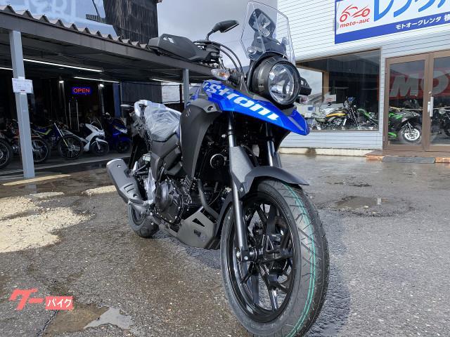 スズキ V-ストローム250 ABS 2020年モデル No2854の画像(秋田県