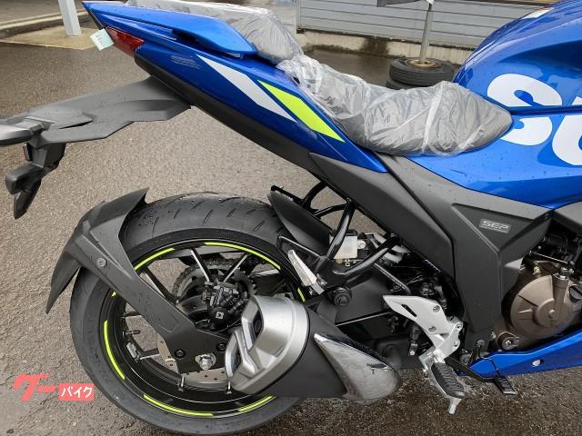 スズキ GIXXER SF 250 新油冷エンジンSEP 国内NEWモデル No2860の画像(秋田県