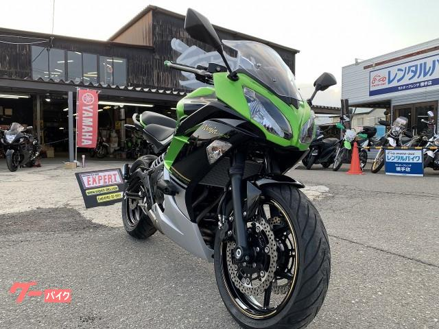 カワサキ Ninja 400 EX400E 1オーナー車 No2883の画像(秋田県
