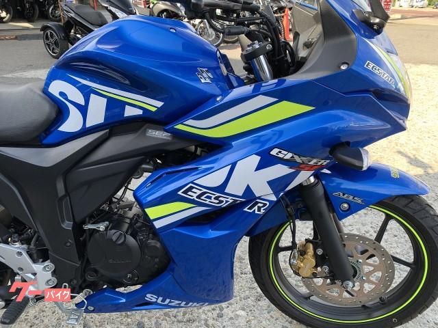 スズキ GIXXER SF 150 ABS 1オーナー No2893の画像(秋田県