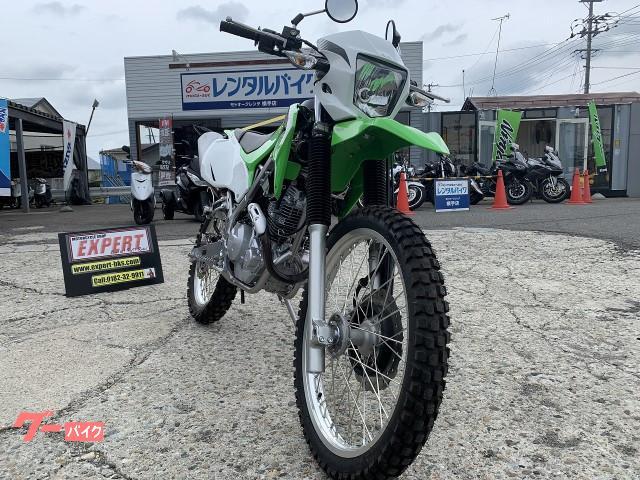 カワサキ KLX230 2020年モデル No2906の画像(秋田県