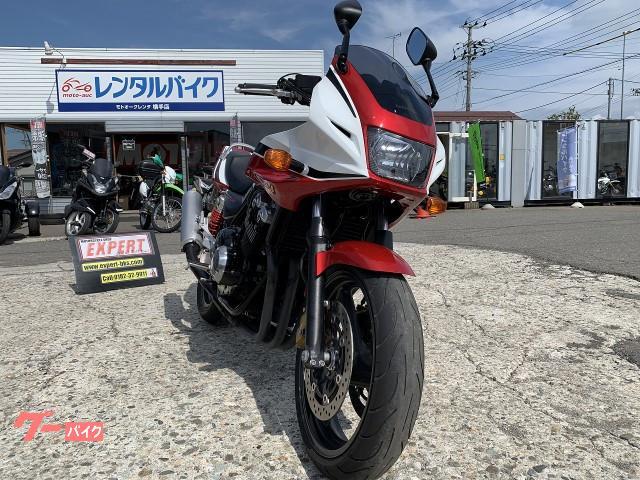ホンダ CB400Super ボルドール ETC装着 グリップヒーター装着 No2921の画像(秋田県
