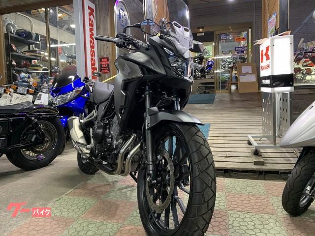 ホンダ 400X フルノーマル車 No2924の画像(秋田県