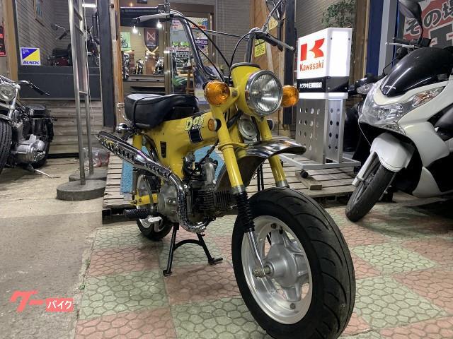 ホンダ DAX50 ST50IV 1971年 No2954の画像(秋田県