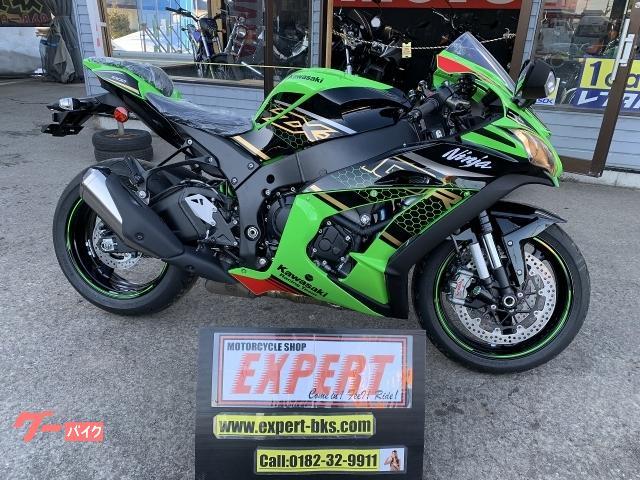 Ninja ZX−10R ABS KRT Edition No2978