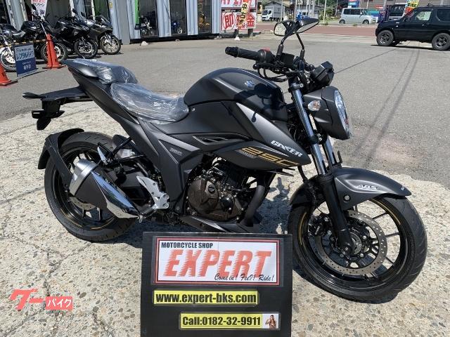 GIXXER 250 ABS 新型モデル 新車 No3014