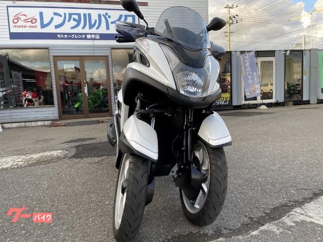 ヤマハ トリシティ SE82J 1オーナー車 2015年モデル No3080の画像(秋田県