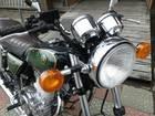 ヤマハ SR400 30thアニバーサリーLTD No1860の画像(秋田県