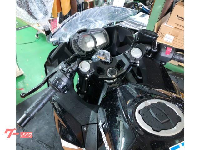 カワサキ NINJA400 2021年 ABS付現行モデルの画像(秋田県
