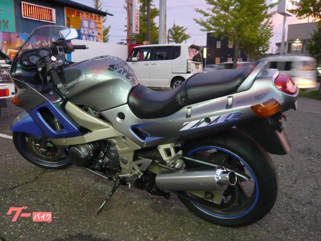 カワサキ ZZ-R400の画像(秋田県