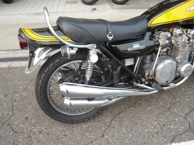 カワサキ KZ900の画像(秋田県