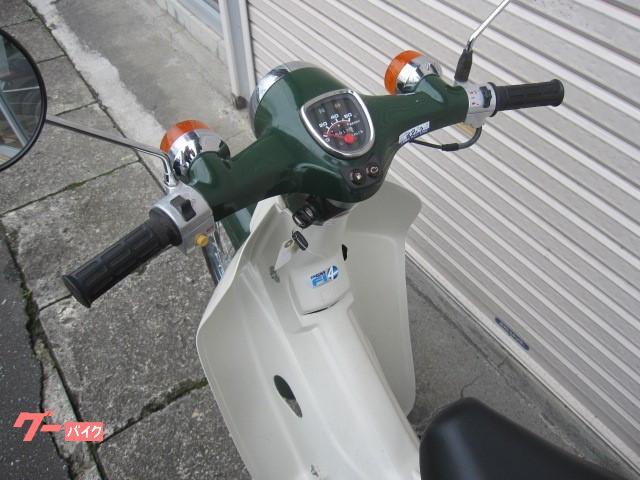 ホンダ スーパーカブ50 AA01 FI ワンオーナー車の画像(岩手県
