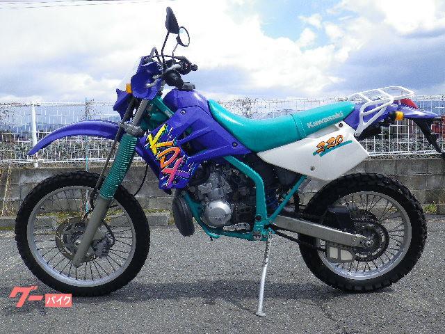カワサキ KDX220SRの画像(岩手県