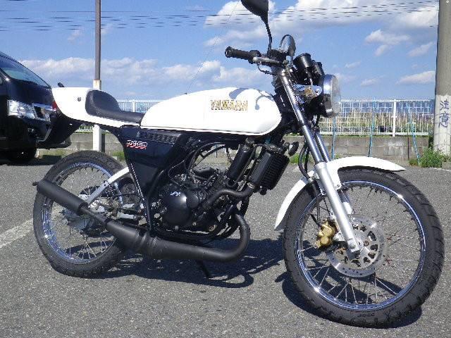 ヤマハ RZ50の画像(岩手県