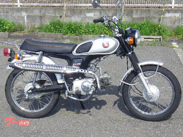 ホンダ ベンリィCL50の画像(岩手県