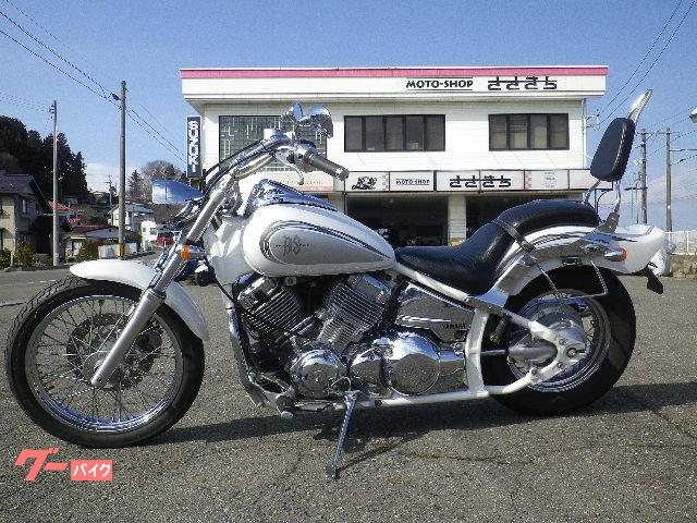 ヤマハ ドラッグスター400の画像(岩手県