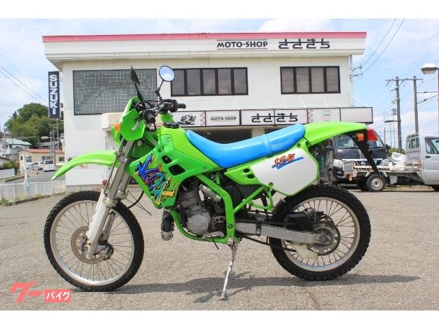カワサキ KDX125SRの画像(岩手県