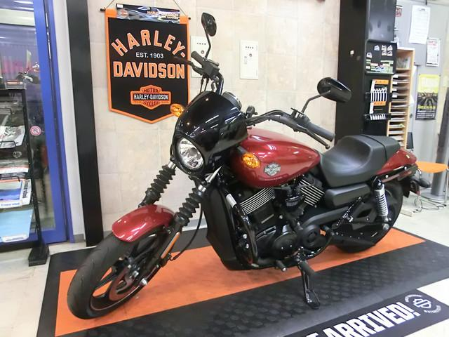 HARLEY-DAVIDSON XG750 ストリート750の画像(岩手県