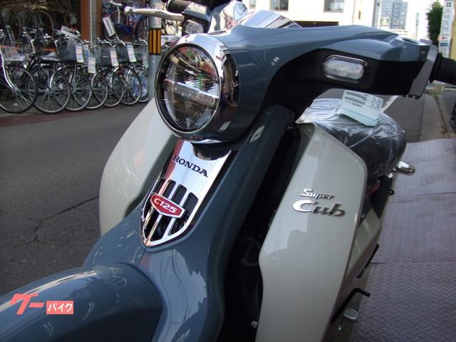 ホンダ スーパーカブC125の画像(宮城県